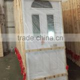 alibaba directly factory sale cheap fire french rated steel doors used commercial french steel doors