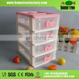 Desk Four Layers Plastic Drawer Dividers/ Drawer Workbench/Drawer Cabinet