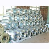 galvanized steel wire for hanger ( hot dipped galvanized or electro galvanized )