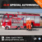 3000 liters mini water fire truck for sales