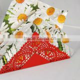 Chinese paper-cutting style paper napkin holder