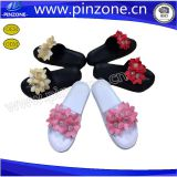 Women Beatiful Flower Slipper Beach Summer Slipper New Design clogs EVA Slipper Better to Walk Outdoor Indoor