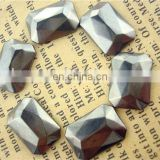 2013 fashion round/square silver/gold colorful hotsale wholesale high quality metal hot fix copper decorative studs for clothing