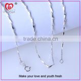 Factory price latest necklace silver body chain jewelry fashion silver body chain jewelry
