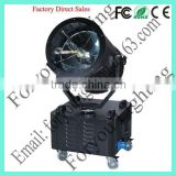 Bottom price hot selling 4000w <b>xenon</b> moving <b>head</b> search <b>light</b>
