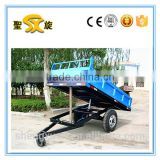 small dump trailer for atv with CE approved made by weifang shengxuan