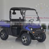 450CC EURO4 APPROVED 4X4 UTV