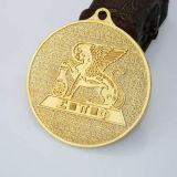 Custom made medals with Sphinx