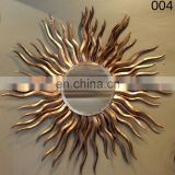 Sun Mirror | Decorative Sun Shaped Wall Mirror | Jodhpur Handicrafts