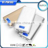 New Product 2015 Emergency Battery Charger 18650 Power Bank for Smartphone
