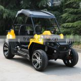 150cc 200cc chain drive side by side on road utv