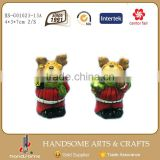 7cm Resin Wholesale Handmade Chinese Supplies Christmas Product Decoration Sale Small Gift Item