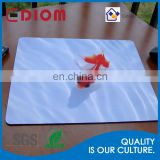 Eco friendly high quality wholesale fashion custom sublimation mouse pad mat