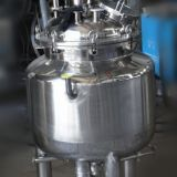 100L  agitated vaccum emulsifying tank