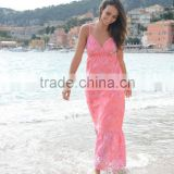 hot sale pregnant long dress sexy maternity wear pregnant women long dress