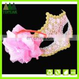 Wholesale Flower design masquerade masks for Halloween Karneval Cosplay face masks party