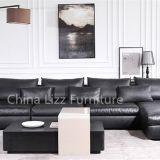 Lizz Furniture feather leather sofa LZ717