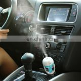 Portable Mini Car Humidifier, Car Aromatherapy Humidifier Air Purifier Air Mist Aroma Diffuser Humidifier for Cars