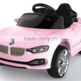 Cheap 12V Kids Electric Car Ride on Toys PINK