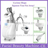 Inquiry about Cyclone shape liposlim tripolar rf vacuum radio frequency lose weight