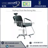 Perfectly Designed Barber Chair with Comfortable Sitting