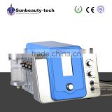 Portable water dermabrasion /Hydra diamond microdermabrasion machine/spa facial cleaning machine
