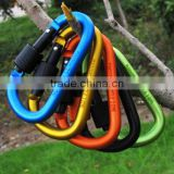 High quality bold 8 cm with a lock,type D mountaineering buckle