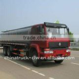 CLW5250GHYZ3 chemical liquid tanker truck