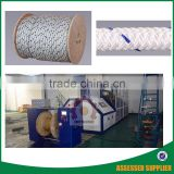 Wire Rope Strand Making Simple Steel Dual Stander Machine