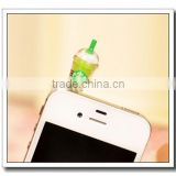 Brightly earphone dust plug