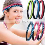 Sport headband body-building sweatband Outdoor running hair band