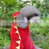 2014 Honey dinosaur four-legs wholesale dog clothes / pet clothes / dog apparel