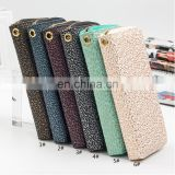 Looking Beautiful Bling-Bling Arabesquitic Fashion Ladies Wallet