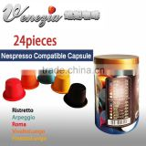 pp nespresso compatible capsule variety of tastes