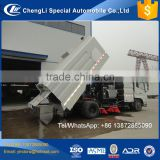 CLW brand vacuum truck street cleaning broom road sweeper truck specification