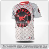 Customize full sublimation cheap reversible lacrosse jersey