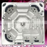 manufacturer of bathtub beautiful hot tub spa with LED light