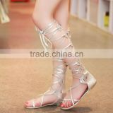 B33259A Sexy girls Fashion korean style Women Sandal Boots