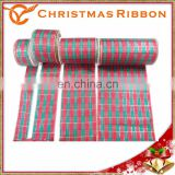 Best Plaid Bows For Reliant Ribbon Crosby Christmas Ribbon
