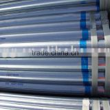 Hot Dipped Galvanized Pipe /Tube for Telegraph pole