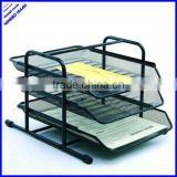 2013 best selling 3 tier sturday office file tray office file letter tray