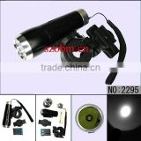 1W LED Bicycle head Light Lamp Torch(LH-809)
