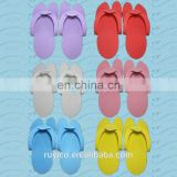 disposable unisex hotel EVA foam sandals and slippers