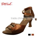 D006092 Dttrol latest ladies slippers shoes and sandals 2016 wholesale used