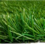 Golden Moon Artificial Grass Interlocking Deck Tiles 1.5 in Pile Height
