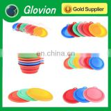 Silicone bowl for dog glovion silicone pet feeding bowl silicone rubber bowl cover