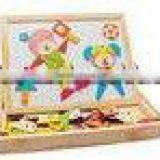wooden animal puzzle whiteboard wooden puzzle