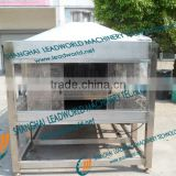 Hot sale Full-Automatic water spray cooling Tunnel