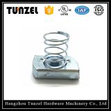 Strut steel Channel Spring Nut