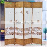 Canvas Room Divider, Decorative Folding Canvas Floor Screen canvas partition room divider for home decor GVSD019